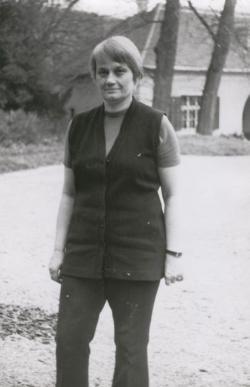 1972 vagy '73 őszén, Szigligeten