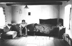 A csobánkai harangozóházban (1975)