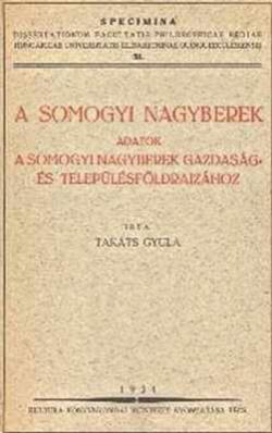 A somogyi Nagyberek (1934)