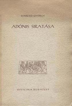 Adónis siratása (1942)