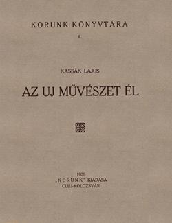 Az új művészet él (1926)
