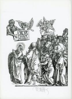 Az Adáshiba plakátja (Vén Zoltán grafikája)