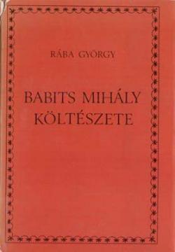 Babits Mihály költészete (1981)