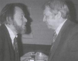 Balassa Péterrel (1991)