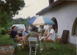 Balatonfüreden Eigel István házában