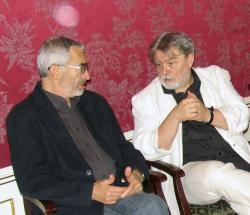 Bodor Ádám, Parti Nagy Lajos (2007, DIA)