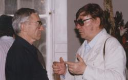 Bodor Ádám, Lászlóffy Aladár (1998, DIA)