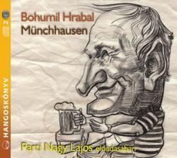 Bohumil Hrabal: Münchhausen - CD (2012)