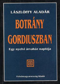 Botrány Gordiuszban (1994)