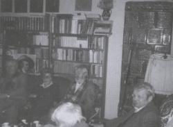Cseres Tibor, Kántor Lajosné, Varga Lajos Márton, Bertók László, Mészöly Miklós (Kolozsvár, 1991)
