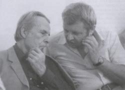 Csorba Győzővel (1986)
