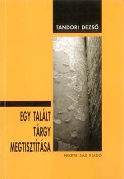 Egy talált tárgy megtisztítása (2000)