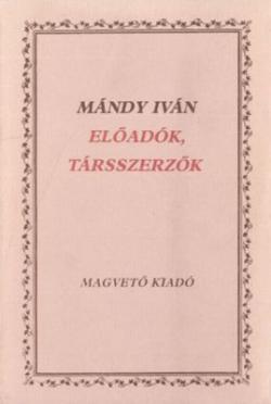 Előadók, társszerzők (1987)