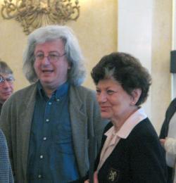 Esterházy Péter, Gergely Ágnes (DIA, 2004)