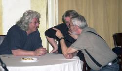 Esterházy Péter, Parti Nagy Lajos, Bodor Ádám (DIA, 2007)