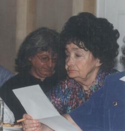 Esterházy Péter, Szabó Magda (1998, DIA)