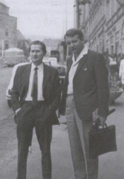 Fodor Andrással (Pécs, 1971)