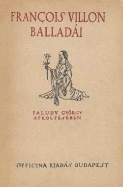 François Villon balladái (1937)