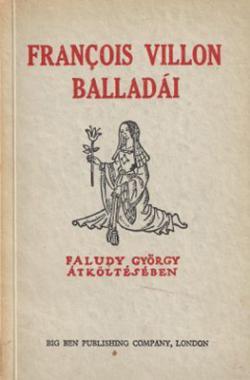 François Villon balladái (1958)