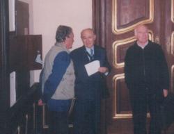 Gyurkó László, Fekete Sándor, Moldova György (2000, DIA)