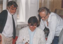 Gyurkovics Tibor, Lászlóffy Aladár, Szakonyi Károly (1998, DIA)