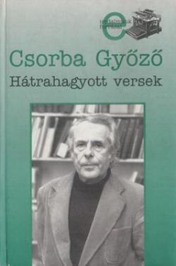 Hátrahagyott versek (2000)
