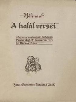 Hélinant de Froidmont: A halál versei (1940)