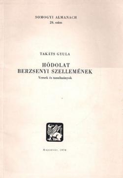 Hódolat Berzsenyi szellemének (1976)