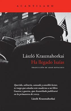 Ha llegado Isaías (2009)