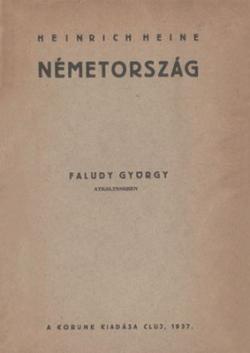 Heinrich Heine: Németország (1937)