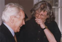 Hubay Miklós és Esterházy Péter (1998, DIA)