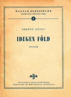 Idegen föld (1949)