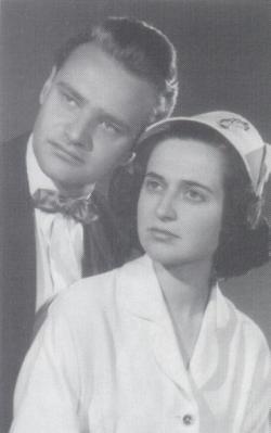Ifjú házas, 1956 július