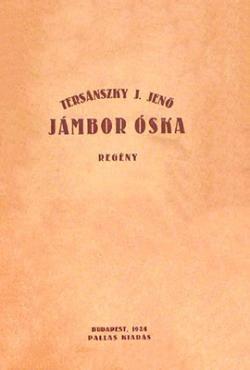 Jámbor Óska (1924)