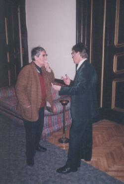 Juhász Ferenc, Magos György (2000, DIA)