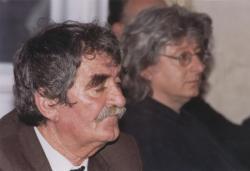 Juhász Ferenc és Esterházy Péter (1998, DIA)