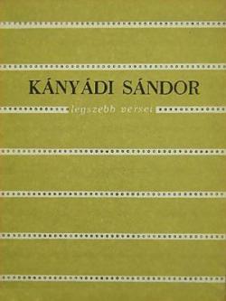 Kányádi Sándor legszebb versei (1974)