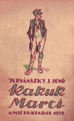 Kakuk Marci ifjúsága (1922) [1923]