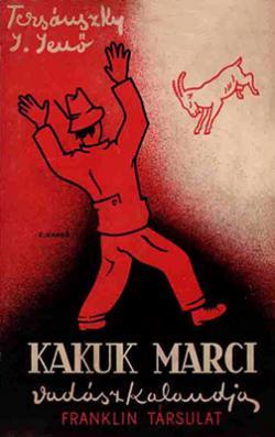 Kakuk Marci vadászkalandja (1935)