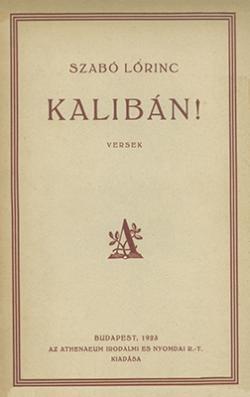 Kalibán! (1923)
