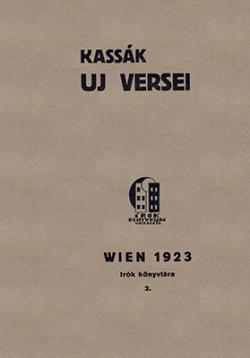 Kassák új versei (1923)