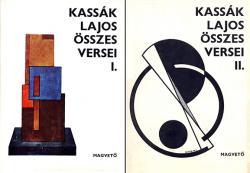 Kassák Lajos összes versei (1970)