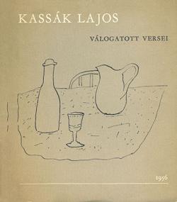 Kassák Lajos válogatott versei (1956)
