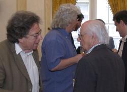 Konrád György és Bodnár György (2008, DIA)