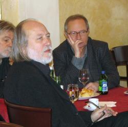 Krasznahorkai László, Spiró György (2006, DIA)