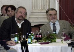 Lázár Ervin, Gyurkovics Tibor (2003. DIA)