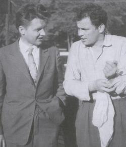 Lázár Ervinnel (1961)