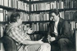 Lakatos István Kabdebó Lóránttal (1983)