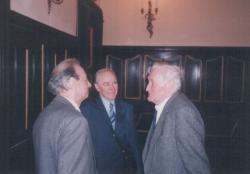 Lengyel Balázs, Fekete Sándor, Kányádi Sándor (2000, DIA)