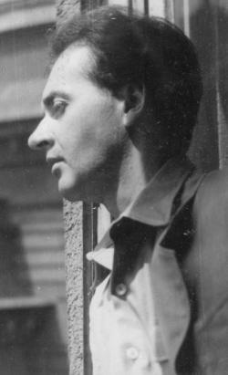 Mándy Iván (1956) (Fotó: Lakatos István)